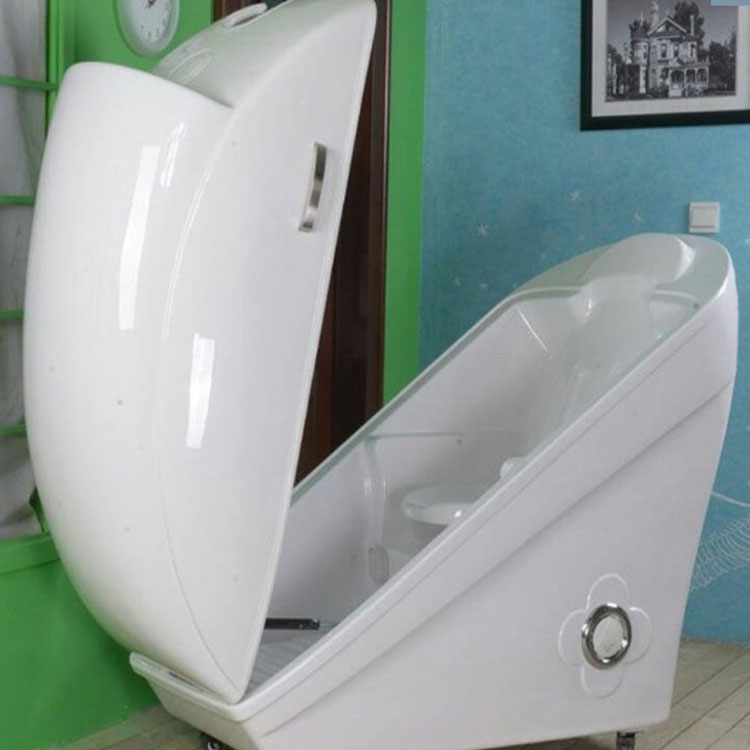 herbal steam bath ozone sauna spa capsule